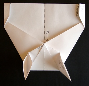 Preparation For A Fold