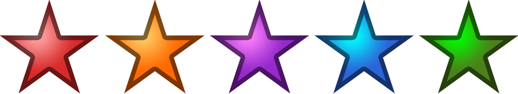 Rating stars png