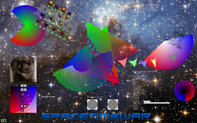 Spacetimewar Renderer